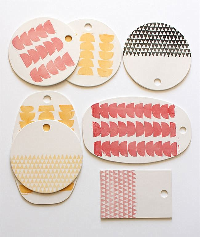 Cheese plates from Baba Souk Thoughtfully Crafted Pieces of Modern Home Decor