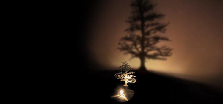 Christmas Tree Projector Lamp