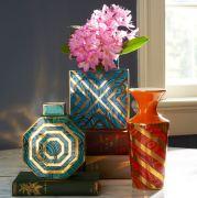 Deco-style vases from Jonathan Adler