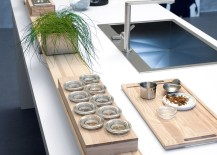 Dynamic accessories make cooking a delight inside Code kitchen