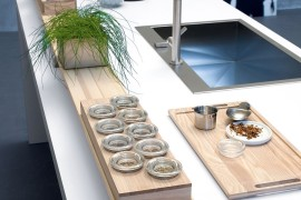Code: Posh Kitchen Blends Trendy Aesthetics with Practicality