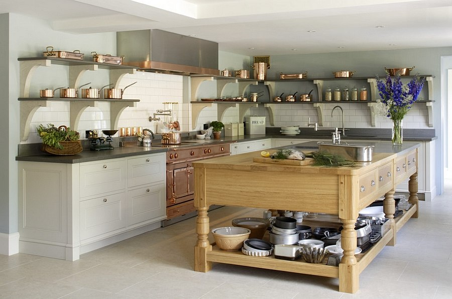 La Cornue Kitchen Designs Ideas Hot Kitchen Design Trends Set To Sizzle In 2015