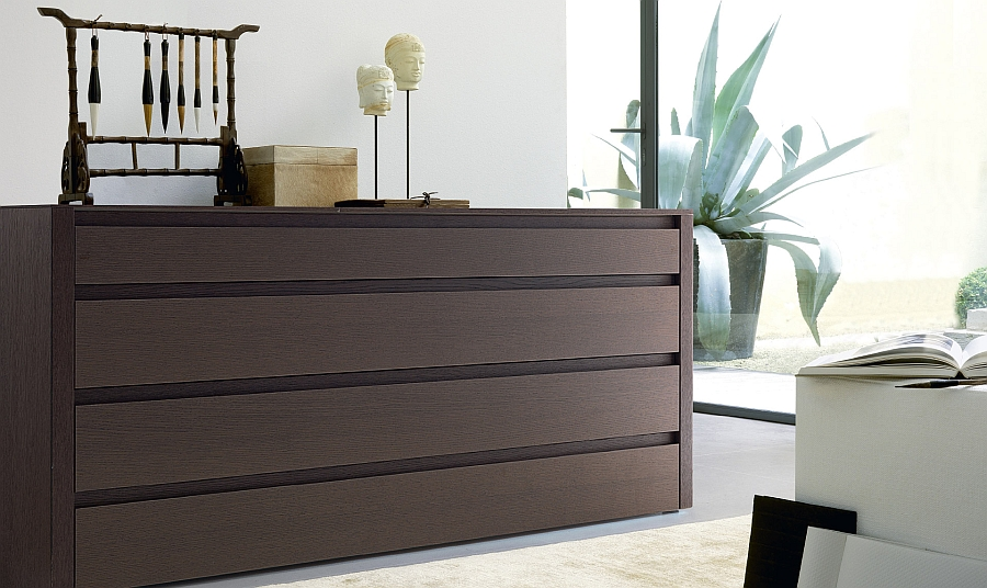 Bedroom drawer units
