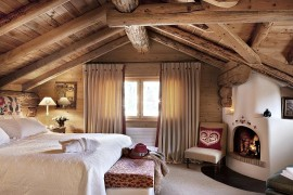 Vacationing in the Swiss Alps: The Exclusive Chalet Bear