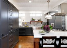 Exquisite-use-of-Shaker-style-cabinets-in-the-transitional-kitchen-217x155