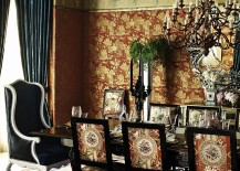 Exquisite-use-of-red-green-and-blue-in-the-dining-room-217x155