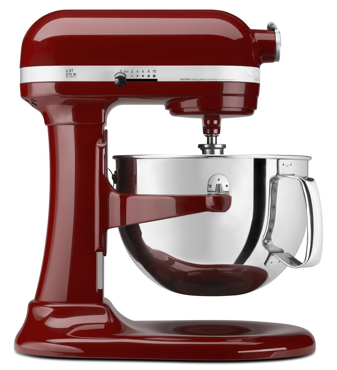 Gloss Cinnamon Stand Mixer