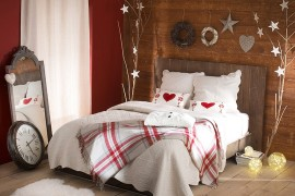 10 Gorgeous Bedrooms That Bring Home Festive Charm
