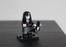 Goth LEGO Girl