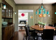 Yet Green Dining Rooms Instantly Draw Your Attention While Creating A  Soothing Atmosphere. There Are Many Wonderful Ways That You Can Incorporate  Green Into ...