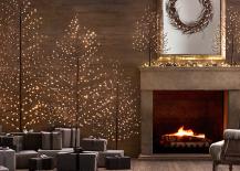 Illuminated Holiday Trees