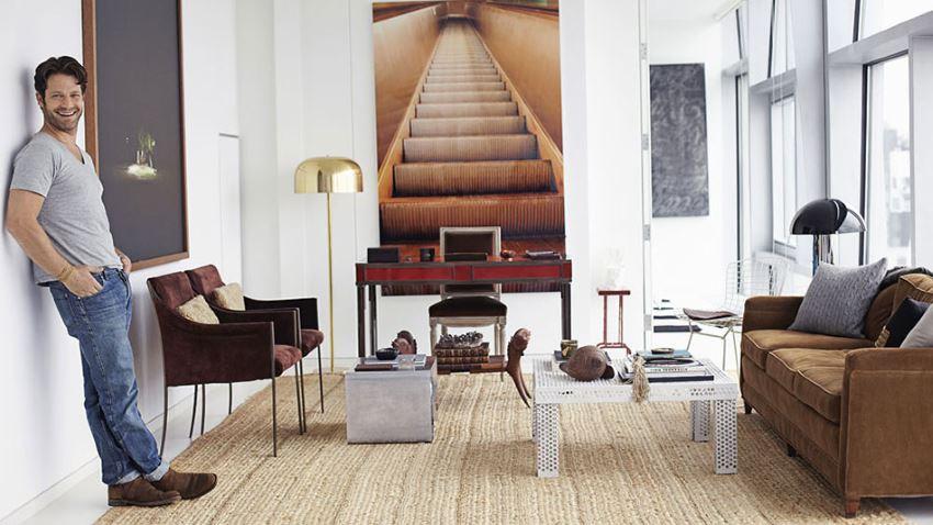 Interior designer Nate Berkus
