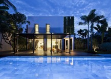 Luxurious villa with a grand pool and backyard 217x155 Lavish Private Villa in Vietnam Wrapped in a Wall of Green!