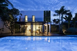 Lavish Private Villa in Vietnam Wrapped in a Wall of Green!