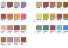 Marsala Color Pairings