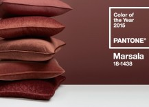 Marsala Pillows