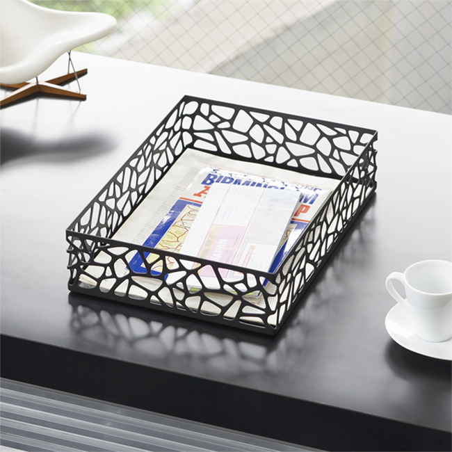 Nest Laser Cut Paper Tray