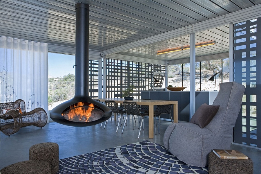Sustainable Vacation Home in California Promotes Off-the-Grid Living