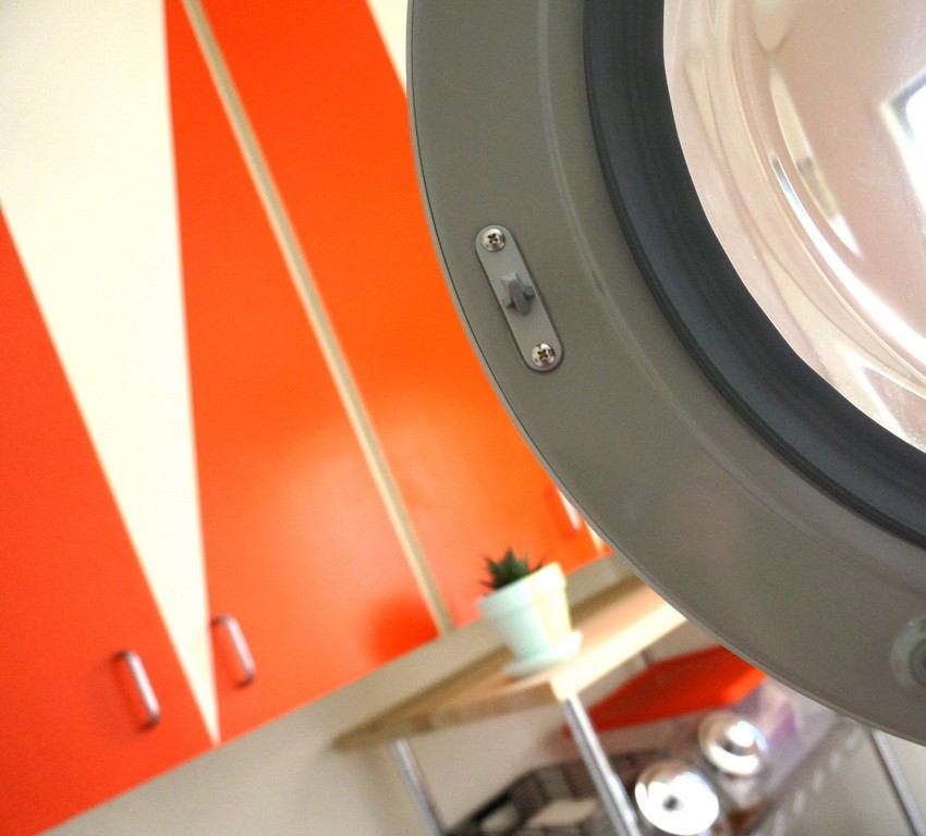 A DIY laundry room makevoer