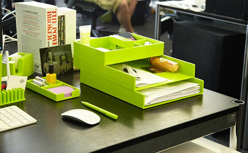 office paper holders. View In Gallery Poppin Paper Trays Office Holders N