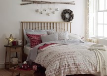 From The Contemporary To The Traditional And From The Rustic To The  Minimal, Christmas Bedroom Decorations Are Available In A Multitude Of Hues  And Styles ...
