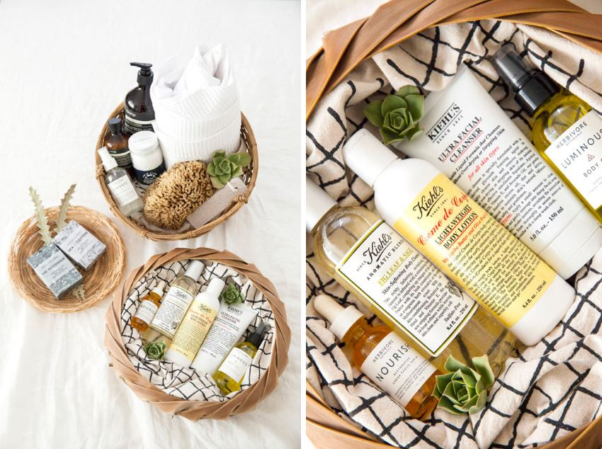Shower kit gift idea from Design Love Fest