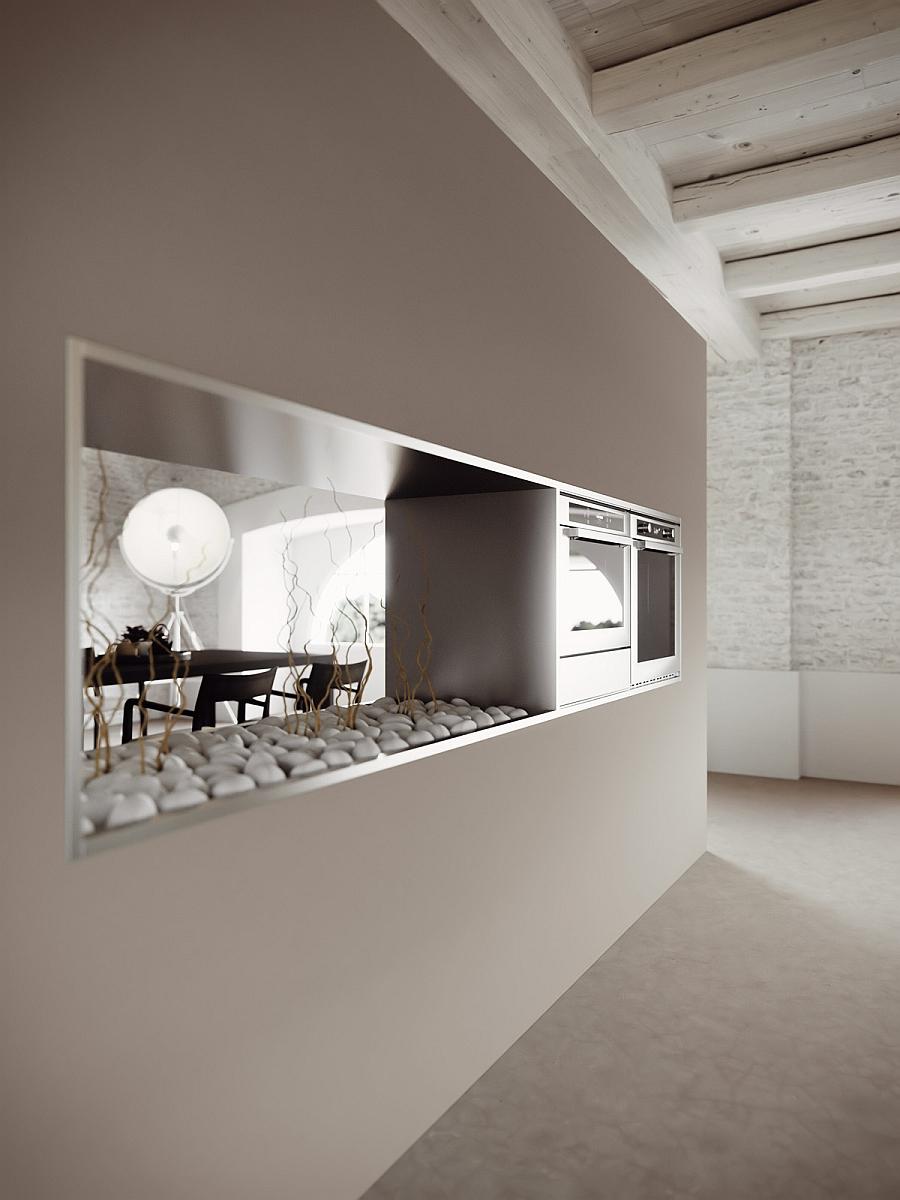 Smart kitchen design for the trendy modern home