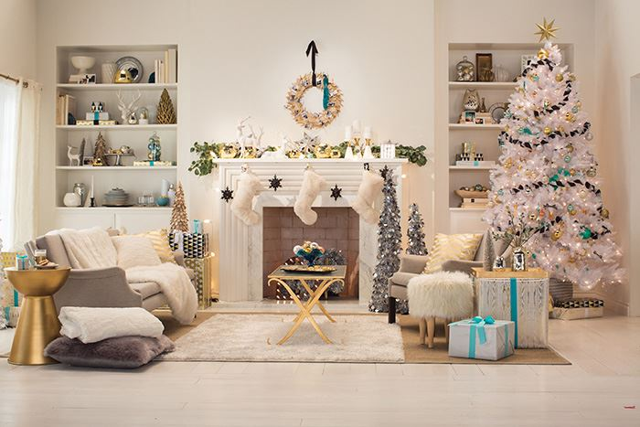 view in gallery target holiday room styled by emily henderson