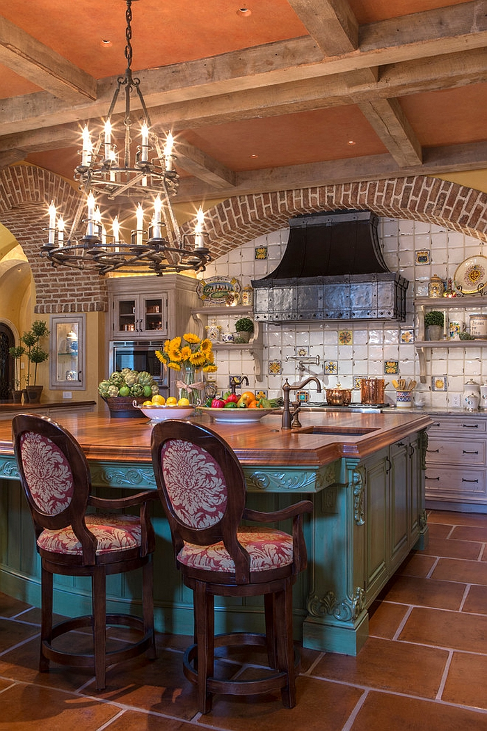 How to design an inviting mediterranean kitchen for Spanish mediterranean decor
