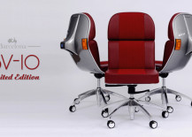 Vespa BV-12 Office Chair