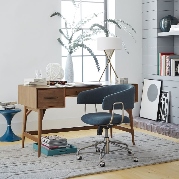 West Elm Eco Friendly Desk 8 Pieces of Eco Friendly Furniture to Green Up Your Office Space