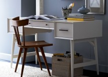 West Elm Eucalyptus Desk