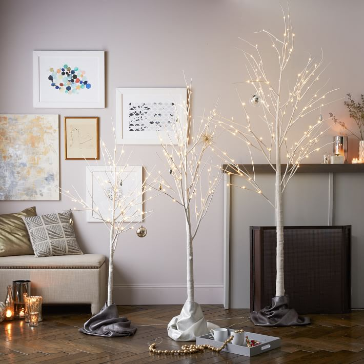 Modern Christmas Decorations That Will Put A Sleek Spin On Your