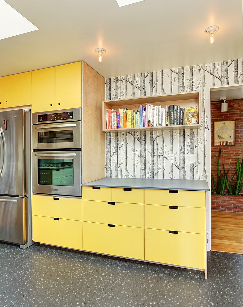 Kitchen Wallpaper Ideas - Wall Decor That Sticks
