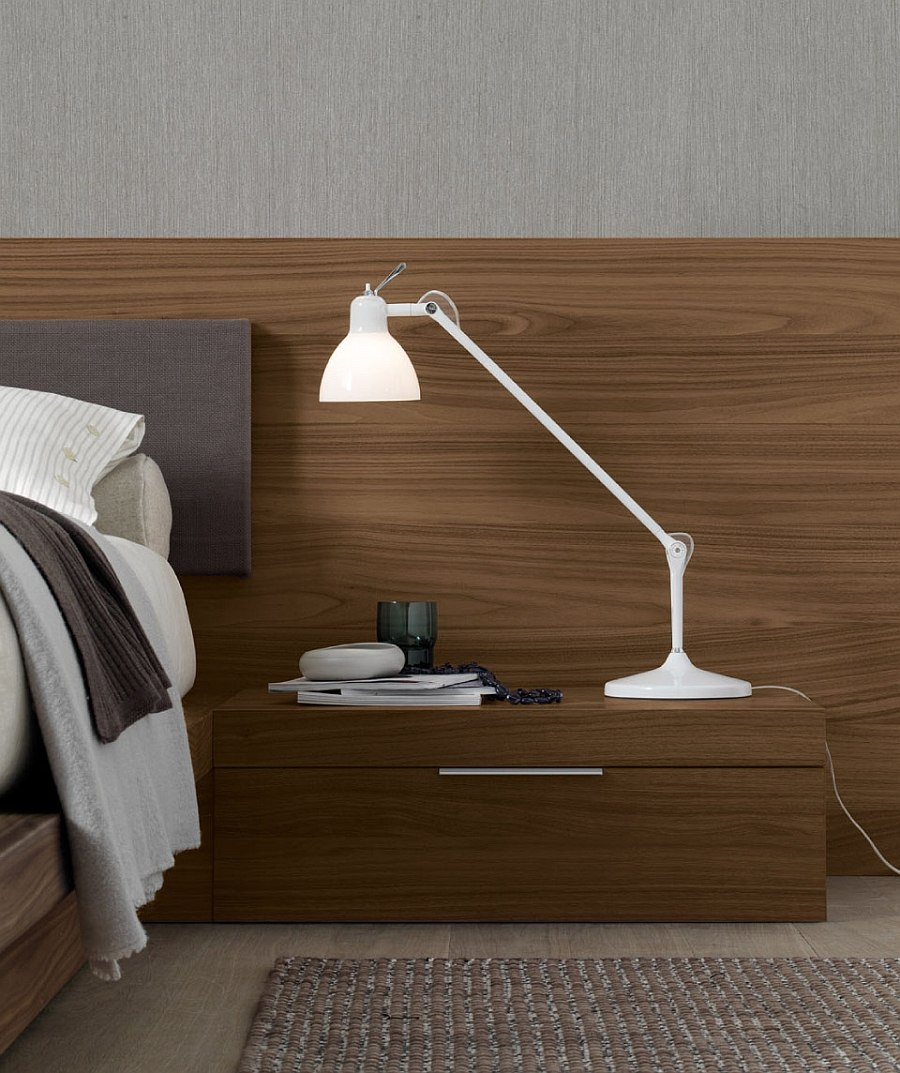 A perfect bedside unit to stash away all your favorite books