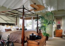 Add-a-tropical-flavor-to-your-bedroom-with-potted-plants-217x155