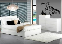 BLVD Reversible Platform Bedroom Design 217x155 Brighten Up Your Bedroom with These Fresh White Furniture Pieces
