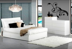 BLVD Reversible Platform Bedroom Design