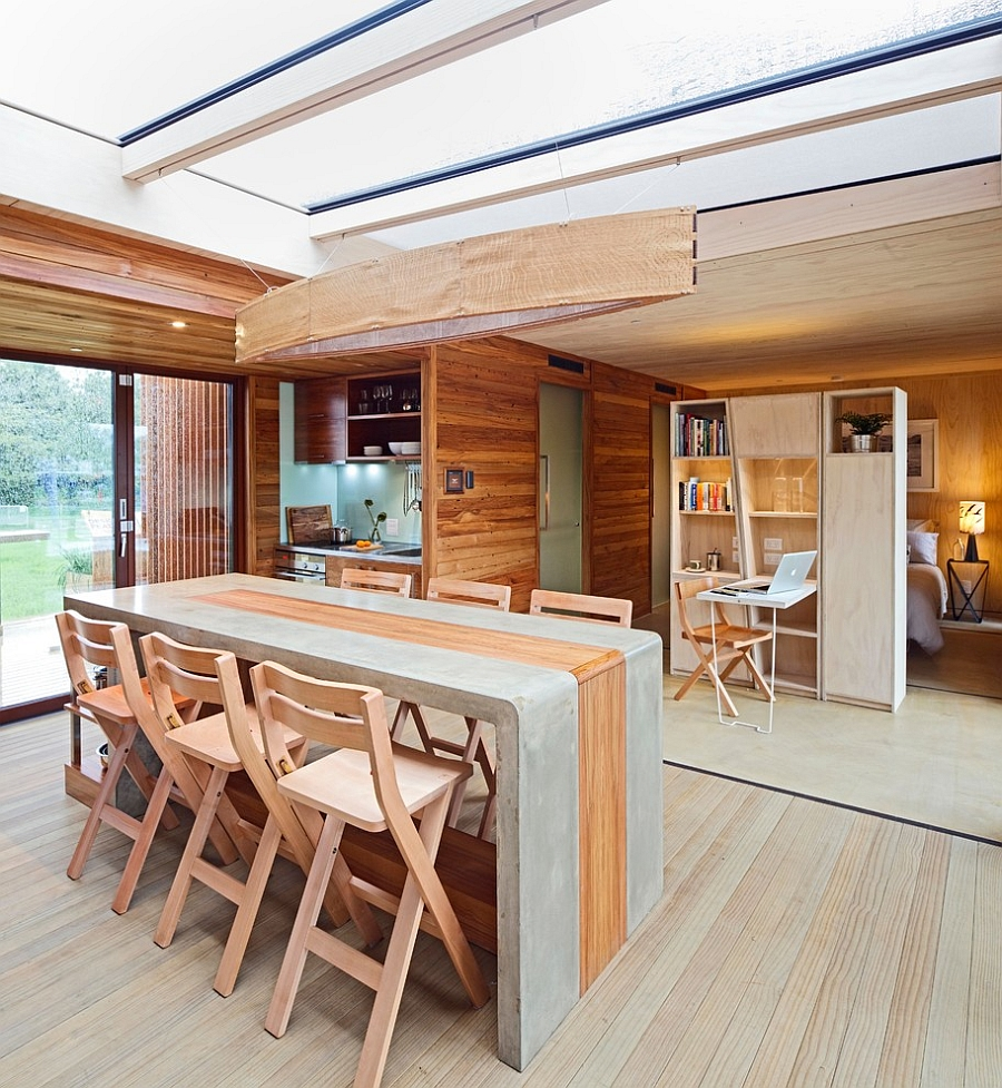 25 Captivating Ideas For Kitchens With Skylights: 27 Dining Rooms With Skylights That Steal The Show