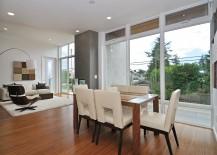 Beachaus II - living area design