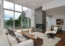 Beachaus II - living room
