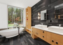 Black-and-gray-bring-an-aura-of-sophistication-to-the-contemporary-bathroom-217x155