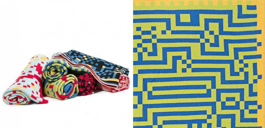 Blankets from Darkroom