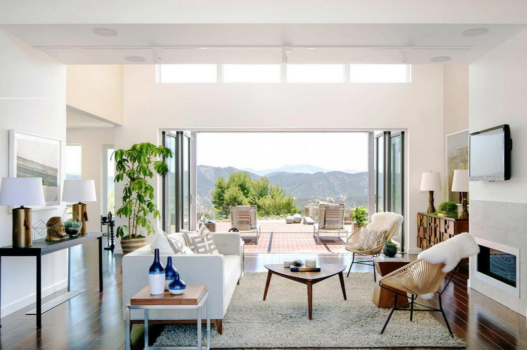 Blu Homes Breezehouse Living Room