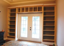 Built In Book Cases by The Accent Piece
