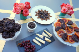 A Chocolate Dessert Feast for Valentine's Day