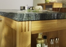 Closer-look-at-the-kitchen-island-in-wood-and-stone-217x155
