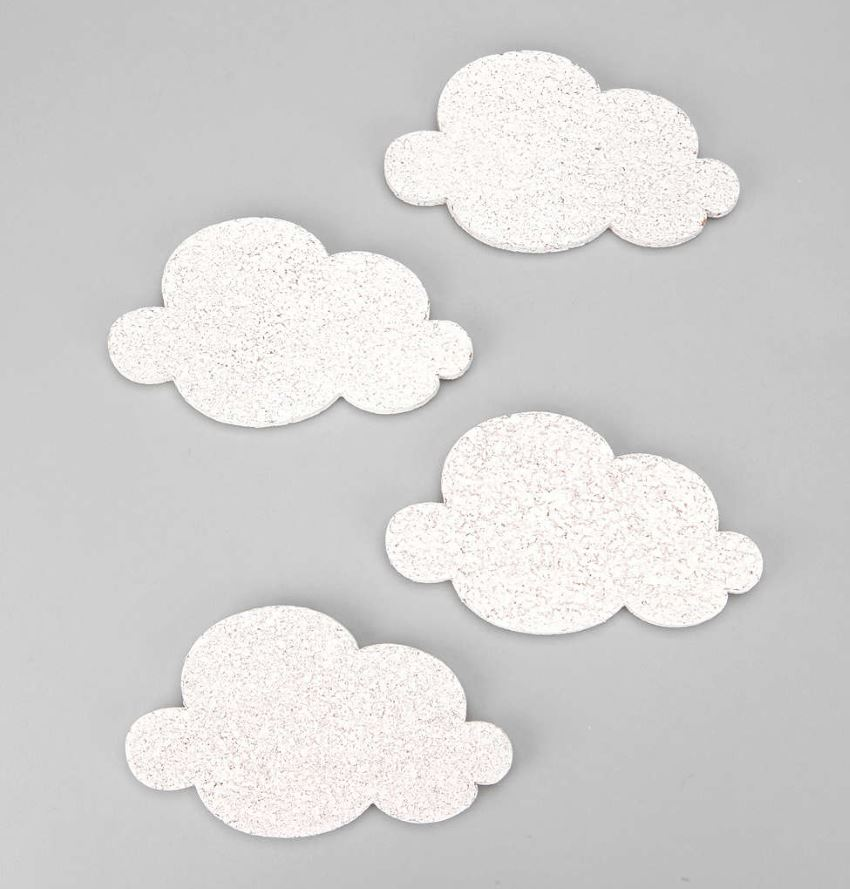 Cloud cork boards from Urban Outfitters