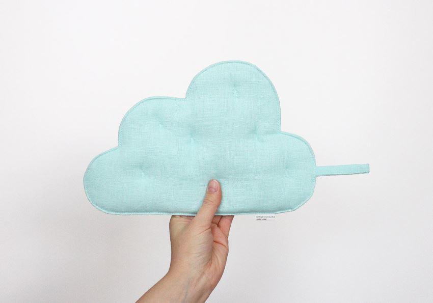 Cloud potholder from Etsy shop BoHelina