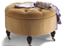 Collette Tufted Storage Ottoman